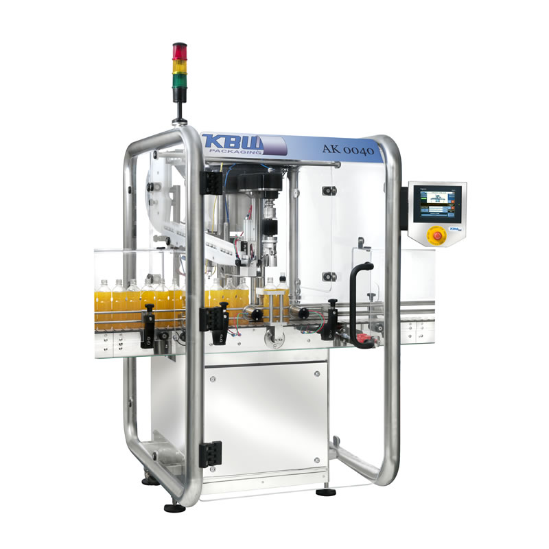 AK0040 Capping Machine