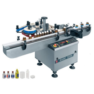 Basic Total 200 wrap around labeling machine